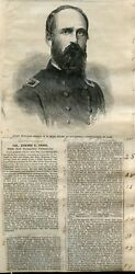 Four CIVIL WAR Newspaper Scrapbooks Concord NH New Hampshire Journal 1863-68 GAR