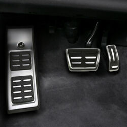 Car Rest Gas Brake Pedals Cover Kit For Audi Q5l 2018 Year