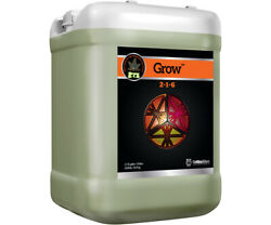 CUTTING EDGE SOLUTIONS Commercial Nutrient Package GROW-BLOOM-MICRO-SUGAREE