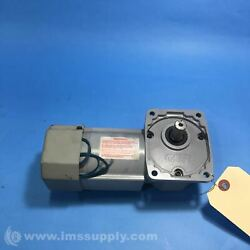 Brother Hfmn-15r-240-t25wx Gtr 3-phase Induction Motor 1/30hp Usip