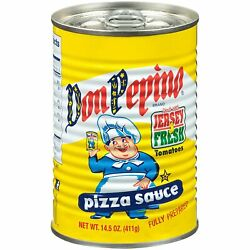 Don Pepino Pizza Sauce 411g 14.5oz - Pack Of 12