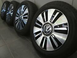 15 Inch Summer Wheels Original VW up E-Up Blade 1S0601025AH 5J x 15 et 35 (F15)
