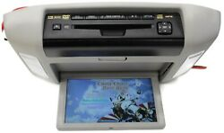 2008-2012 Toyota Sequoia Over Head Console Roof Mounted Dvd Player 86680-34021-b