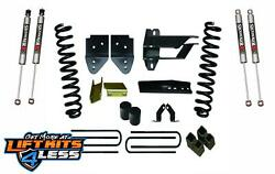 Skyjacker F17601k-m 6and039and039 Suspension Lift Kit With M95 Shocks For 2017-18 F-250 Sd