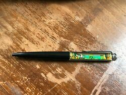Vintage Disney Floating Mickey And Minnie Pen From Caesars Hotel And Casino