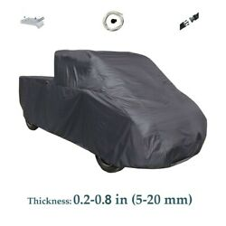 Pickup Truck Hail Cover 0.2-0.8 In 5-20 Mm Custom Size Stone Storm