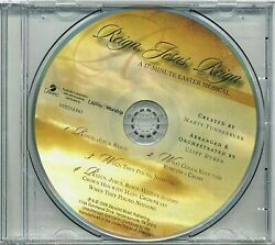 Reign, Jesus Reign A 17-minute Easter Musical Audio Cd