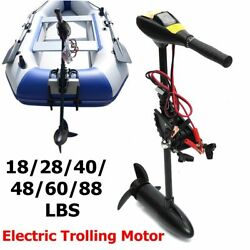 Electric Trolling Motors Inflatable Boats Outboard Engine Top Quality Boat Tools