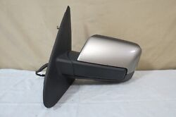07 08 Ford Expedition Power Heat Auto Dim Folding Mirror Left Driver Signal Oem