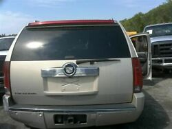 Trunk/Hatch/Tailgate With Rear View Camera Opt UVC Fits 07-08 ESCALADE 1983510