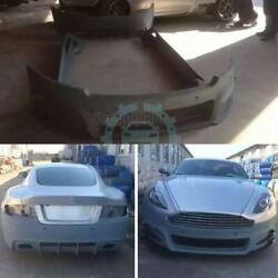 FRP Car Body Kits Front  Rear Bumper + Side Skirts For AstonMartin DB9ghs