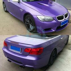 Hi-Q Front/Rear Bumper+Auto Side Skirts Replacement For BMW 3-Series E92 E93fsg