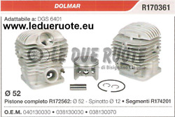 040130030 0381300030 038130070 Kit Cylinder And Piston Chainsaw Dolmar Dgs 6401