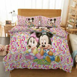 Sitting Nice Mouse 3d Printing Duvet Quilt Doona Covers Pillow Case Bedding Sets