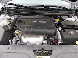 38K Mile CHRYSLER 200 Engine Sedan 2.4L VIN B 8th digit 38K 15 Motor FreeShip