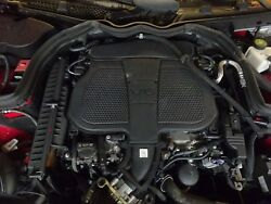 Engine 2014 Mercedes E350 Awd 3.5l Motor With 35442 Miles