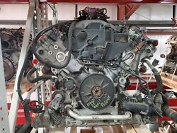 Engine 2010 Audi S5 4.2l Motor With 75808 Miles
