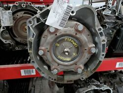 Automatic Transmission Out Of A 2009 Bmw X3 3.0l With 44000 Miles