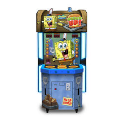 SpongeBob Order Up Arcade Redemption Game