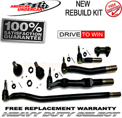 Heavy Duty Select Ball Joint Tie Rod Kit For Dodge Ram 4500 5500 2008 - 2012