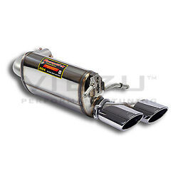 Supersprint Mercedes A20 Rear Exhaust Left Racing 120x80amg Style[848937]