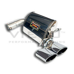 Supersprint Mercedes A20 Rear Exhaust Right 120x80amg Style[848907.]