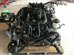 2009 SHELBY MUSTANG GT500 5.4L SUPERCHARGED ENGINE TRANS PULL OUT 25K MILES SVT