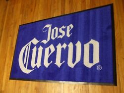 Jose Cuervo Tequila Bar Rug Brand New In Box Mat Area Rug 3ft By 5ft