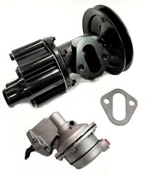 Raw Water Pump And Fuel Pump Kit For Mercruiser 454 And 502 46-807151a8 861677t
