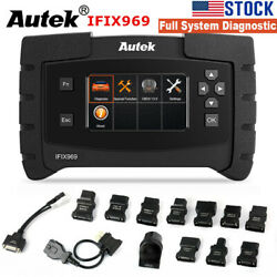 Ecu Coding Diagnostic Tool Full Systems Abs Srs Epb Immo Tpms Car Obd2 Scanner