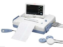 New Bistos Bt-350 L Lcd Display Antepartum Twin Fetal Heart Rate Monitor