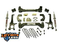 Skyjacker Tu761pk 6 Suspension Lift Kit For 2010-2019 Toyota Tundra Base V6 Gas