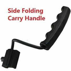 Us Side Foling Carry Handle For Weaver And Picatinny Flat Top Rail Mount