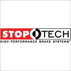StopTech Sport Axle Pack Drilled 4 Wheel Disc Brake Pad & Rotor Kit