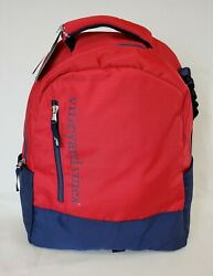 Vineyard Vines for Target Red and Navy Blue Backpack Brand New Limited Bag $24.99