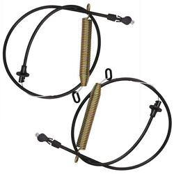 2* Clutch Cables 169676 fit Husqvarna Poulan Sears Craftsman 532169676 532193235 $15.93