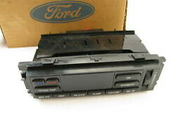 NOS OEM Ford F4LY-19980-A EATC Digital A/C Heater Climate Control Switch Panel