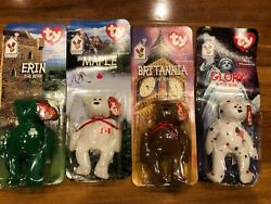 Mcdonald's Beanie Babies Complete Set All With Errors