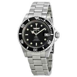 Pro Diver Automatic Black Dial Menand039s Watch 8926ob