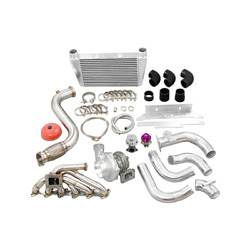 Cxracing Turbo Manifold Intercooler Piping For 84-91 Bmw 3-series E30 M20 Engine