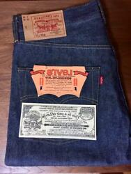 Levis 1976 501 Mirror Jeans Denim Pants Corn White Size W34 L32 Made in USA. 97M