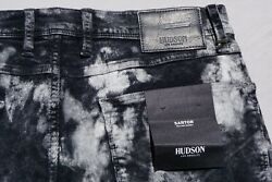 Hudson Sartor Button Fly Relaxed Skinny Thin Wale Corduroy Pants. 31x32 Nwt 265