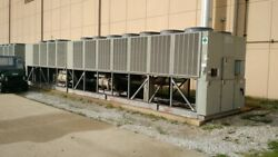 300 Ton Trane RTAC Air Cooled Chiller  Good Quality  UP FOR GRABS!!! ON SALE!