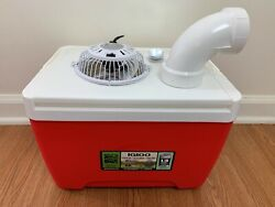 Portable Air Conditioner Swamp Cooler Beach Camping Boating Ac Cool Pet Dog Kids