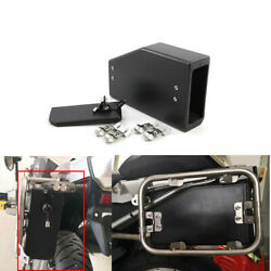 Tool Box Decorative Side Box Motorcycle For Universal Adjustable Abs Plastic