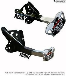 Torklift Talon Truck Camper Tie Downs - Set Of 4 Part Numbers F2018a And R3507a
