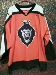 Reading Royals Official Affiliate Jersey, 2018-2019 Season, Size 2xl