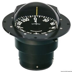 Ritchie Globemaster Built-in Compass 5 Inches Black/blac