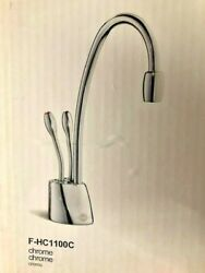 Insinkerator F-hc1100 Indulge Contemporary Hot And Cold Water Dispenser Faucet