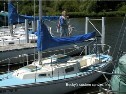 Main Sail Cover 12and039- 3 Long Pick Your Color Good Quality Workmanship